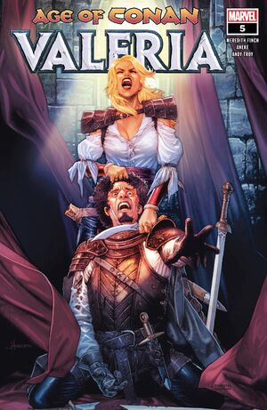 Age of Conan Valeria Vol 1 5
