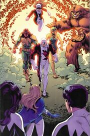 Alpha Flight IV