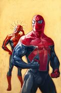 Amazing Spider-Man Vol 3 7 Choo Variant Textless