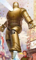 Anthony Stark (Earth-616) from Marvel War of Heroes 051