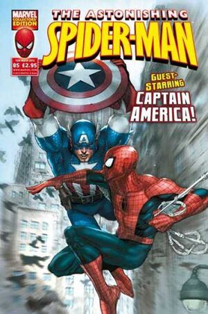 Astonishing Spider-Man Vol 3 85