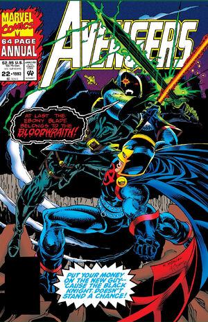 Avengers Annual Vol 1 22