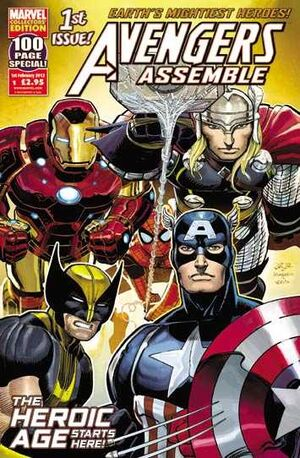 Avengers Assemble (UK) Vol 1 1
