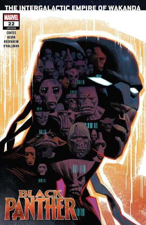 Black Panther Vol 7 22