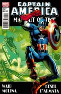 Captain America Man Out of Time Vol 1 4