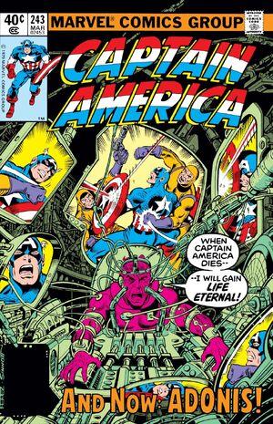 Captain America Vol 1 243