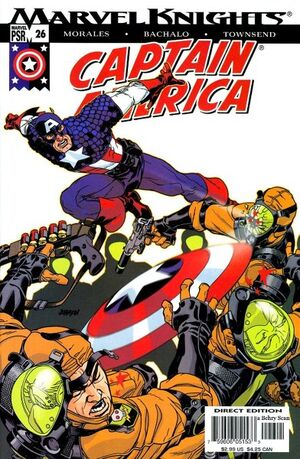 Captain America Vol 4 26
