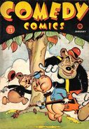 Comedy Comics Vol 1 13