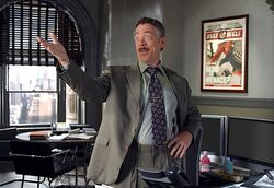 Daily Bugle (Earth-96283) Spider-Man (2002 film)