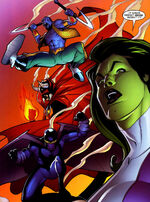 Defenders (Earth-89125) from Last Defenders Vol 1 5 0001