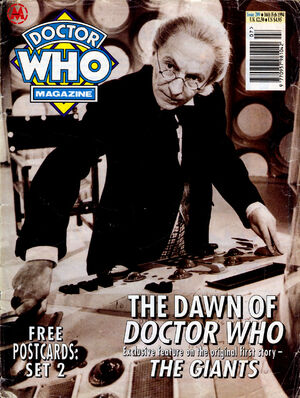 Doctor Who Magazine Vol 1 209