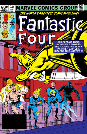 Fantastic Four Vol 1 241