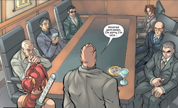 Four Winds (Deadpool Foes) (Earth-616) from Agent X Vol 1 1