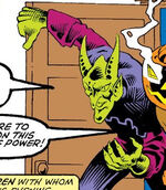 Goblin (Kid) (Earth-616) from Vision and the Scarlet Witch Vol 1 1 0001