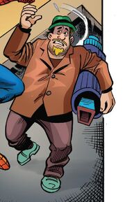 Harvey (NYC) (Earth-616) from Marvel 75th Anniversary Celebration Vol 1 1 001