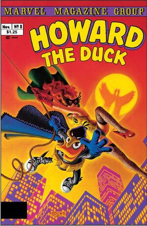 Howard the Duck Vol 2 8