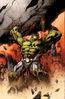 Hulk Vol 3 3 Bagley Variant Textless