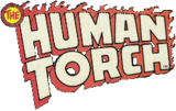 Human Torch Vol 2 Logo