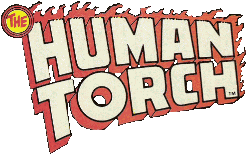 Human Torch Vol 2 Logo