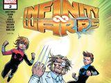 Infinity Wars: Infinity Warps Vol 1 2