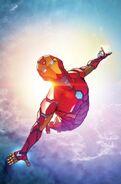 Invincible Iron Man Vol 4 1 Textless