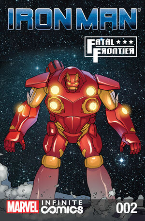 Iron Man Fatal Frontier Infinite Comic Vol 1 2