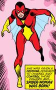 Jessica Drew (Earth-616) from Marvel Spotlight Vol 1 32 0001