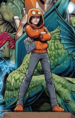 Kei Kawade (Earth-616) from Monsters Unleashed Vol 3 1 cover 001
