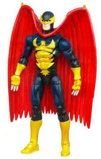 Kyle Richmond (Earth-616) from Marvel Universe (Toys) Series 4 Wave XX 0001