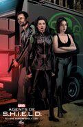 Marvel's Agents of S.H.I.E.L.D. Framework poster 002