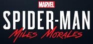Marvel's Spider-Man Miles Morales logo