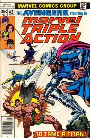 Marvel Triple Action Vol 1 42