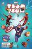 Marvel Tsum Tsum Vol 1 1 Disney Park Variant