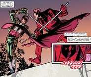 Matthew Murdock (Earth-616) Vs. Matador (Juan) (Earth-616) from Daredevil Vol 4 14 001