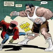 Matthew Murdock (Earth-616) from Daredevil The Man Without Fear Vol 1 2 0001