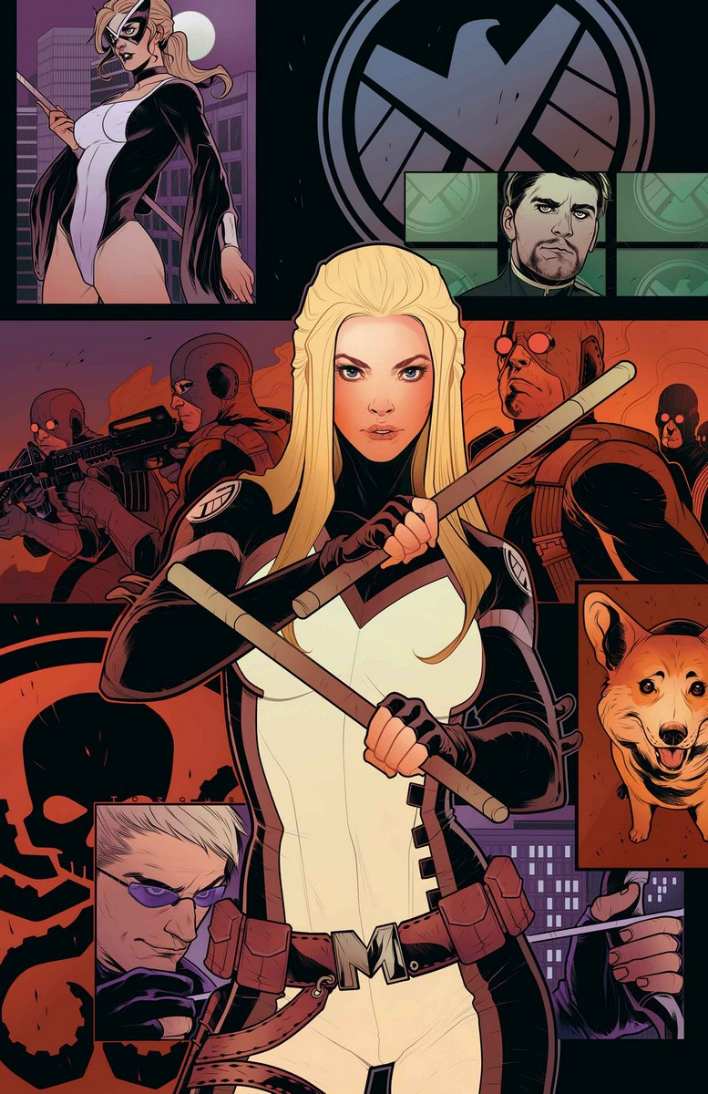 marvel comics mockingbird