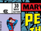 Peter Parker, The Spectacular Spider-Man Vol 1 30