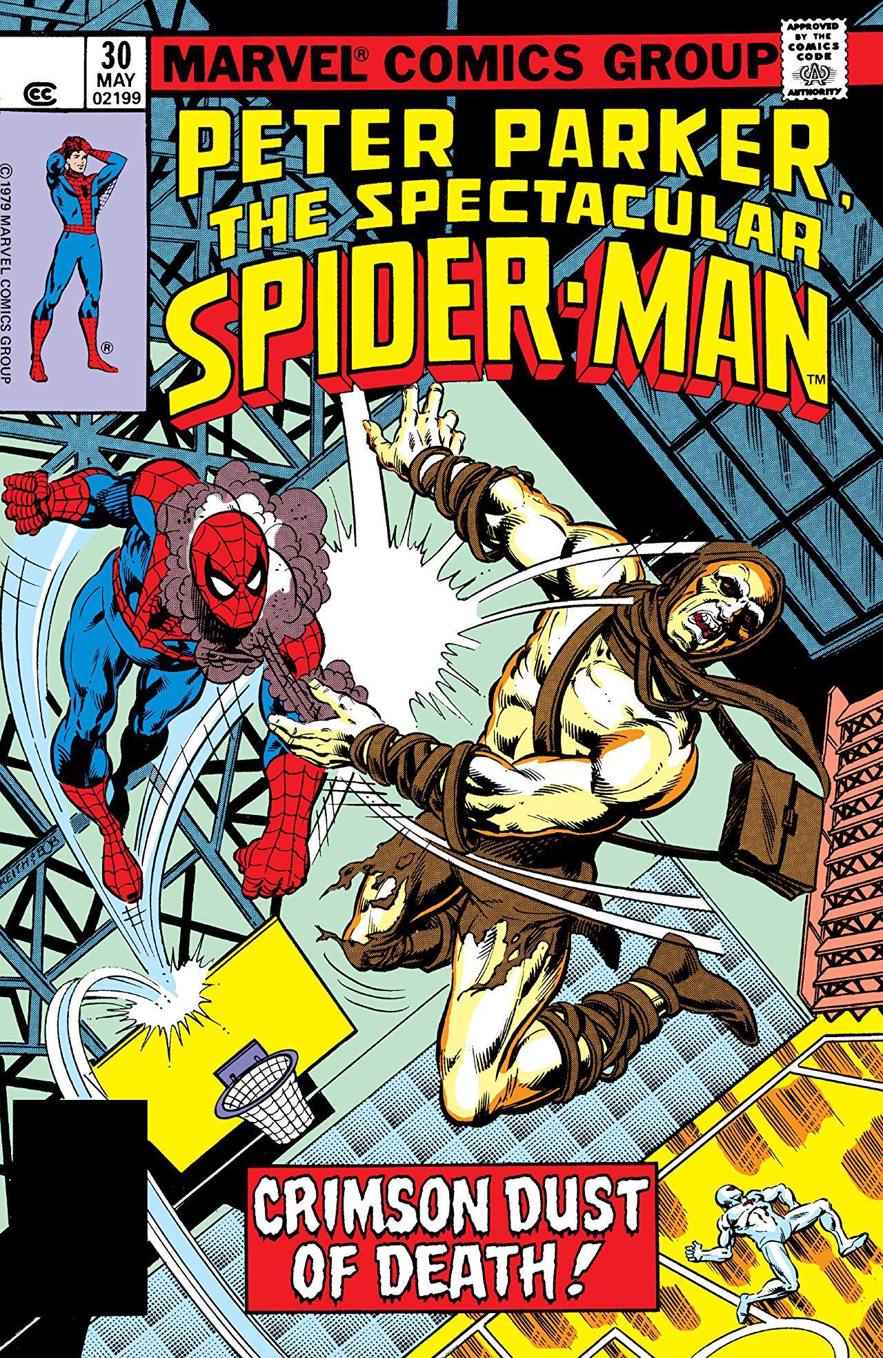Peter Parker, The Spectacular Spider-Man Vol 1 30