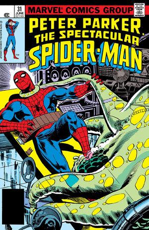 Peter Parker, The Spectacular Spider-Man Vol 1 31