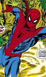 Peter Parker (Earth-616) from Amazing Spider-Man Vol 1 104 001