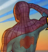 Peter Parker (Earth-TRN461) from Spider-Man Unlimited (video game) 031