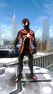 Peter Parker (Kaine) (Earth-TRN383) from Spider-Man Unlimited (video game)
