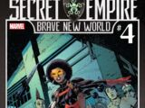 Secret Empire: Brave New World Vol 1 4