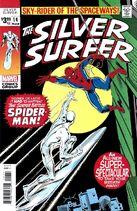 Silver Surfer Vol 1 14 Reprint