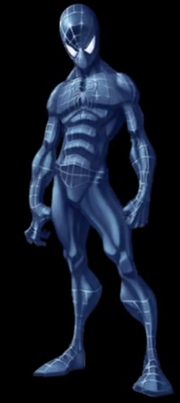 Spider-Man (Earth-71002) from Spider-Man Friend or Foe 0002