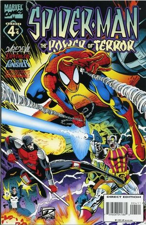 Spider-Man Power of Terror Vol 1 4