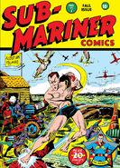 Sub-Mariner Comics Vol 1 7