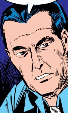 Tom (Sheriff) (Earth-616) from Defenders Vol 1 20 001
