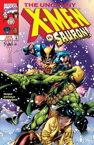 Uncanny X-Men Vol 1 354
