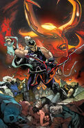War of the Realms Journey into Mystery Vol 1 5 Textless
